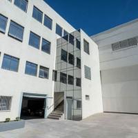 A fábrica, responsável por produzir seis subconjuntos de aeroestruturas para o Gripen, novo caça da FAB