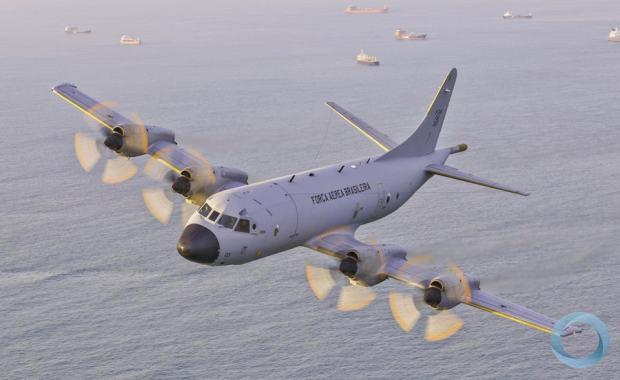 Aeronave P-3 AM completa 10 anos de operação na Força Aérea Brasileira (FAB)