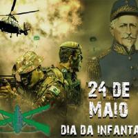 Salve o Brigadeiro Sampaio! Salve a Infantaria do Exército Brasileiro!!!
