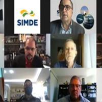 Comitê de PCE do SIMDE se reúne com Diretoria de Abastecimento do COLOG