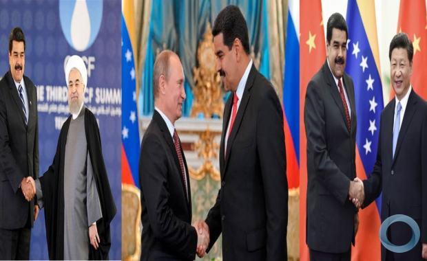 Exclusivo – Venezuela -  As relações com a Federação Russa a China e a República Islâmica do Irã
