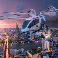 EMBRAER X -  Eve Urban Air Mobility announces partnership with Ascent