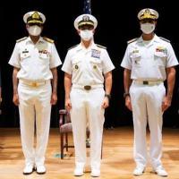Essa é a primeira vez que a Marinha do Brasil assume o Comando da CTF 151