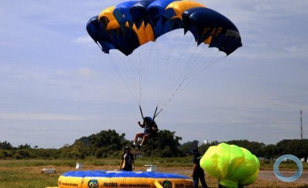 Conhecido como Falcões, a equipe também também conquistou o título de campeã na Copa iFLY de Paraquedismo Indoor