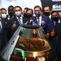 Brazil joins US deal for peaceful space exploration