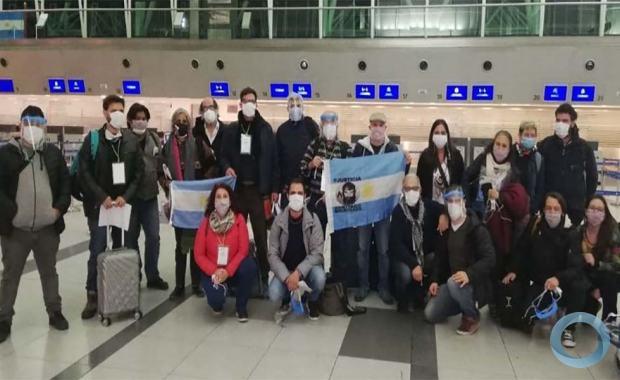 A intromissão do governo Argentino nos tumultos da Colômbia