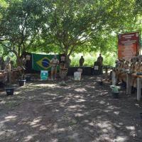 Militares de Batalhão de Infantaria concluem Estágio de Adaptação à Caatinga