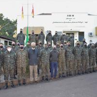3º Gpt Log realiza 2ª Reunião de Comando e de Orientações Logísticas/2021 - Crédito: 3º Sgt Glenio