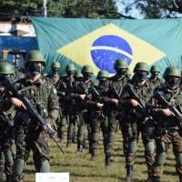 Tropas a serem certificadas pela ONU recebem visita de inspeção do Comando de Operações Terrestres