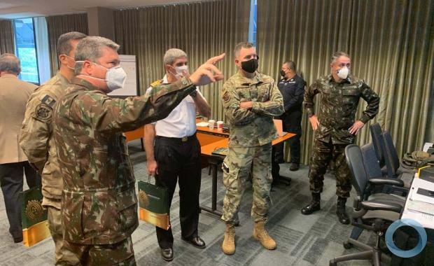 BR-US - Operação PANAMAX 2020/2021