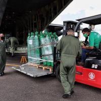 """""""um dos principais destaques dessa operação, que reflete a maturidade, o comprometimento e o profissionalismo das Forças Armadas brasileiras"""""""
