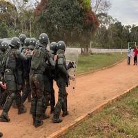 Fonte: Comando de Fronteira Rondônia/6º Batalhão de Infantaria de Selva