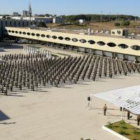 A Páscoa dos Militares é uma celebração fora de época que existe desde 1945, ano em que os militares brasileiros, por estarem em combate na Segunda Guerra Mundial, não conseguiram celebrar a data dentro do tempo pascal