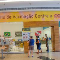 O apoio à vacinação segue o contexto da Operação Covid-19