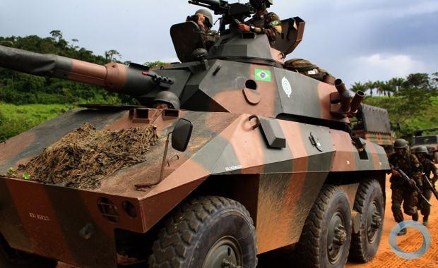 1ª Brigada de Infantaria de Selva é certificada como Força de Prontidão
