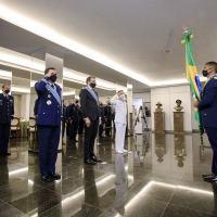 Cerimônia de imposição da Comenda da Ordem do Mérito Aeronáutico (OMA