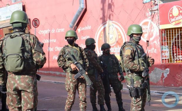 Agências governamentais participaram do planejamento e da execução do exercício, entre elas o Comando de Policiamento Ambiental da Polícia Militar do Estado de São Paulo (PMESP) e a Guarda Civil Metropolitana (GCM).