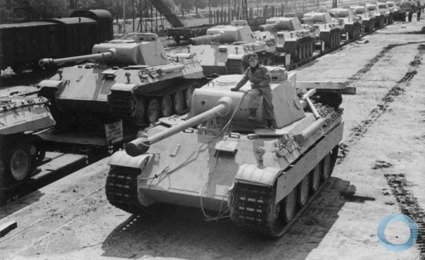Panther Ausf. D, 1943 - Wikipedia