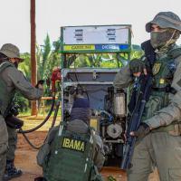 A Operação Samaúma, de Garantia da Lei e da Ordem, ocorre em terras indígenas e unidades de conservação de 26 municípios dos estados do Amazonas, Pará, Rondônia e Mato Grosso.