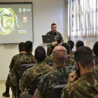 Treinamento com 58 organizações públicas e privadas é realizado pelo Ministério da Defesa com apoio do SENAI, Rustcon e Cisco.