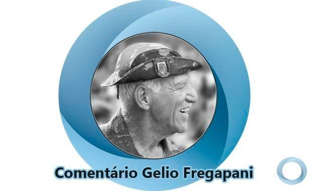 Comentário Gélio Fregapani - Quem quer uma intervenção militar?