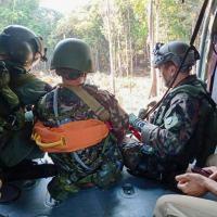 A Operação Samaúma tem o objetivo atender ao Decreto Presidencial nº 10.730, de 28 de junho 2021