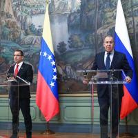 Sergei Lavrov e Jorge Arreaz areunidos em Moscou, em 21-22 de Junho 2021. Relatório Otálvora: Negociações Guaidó-Maduro nas mãos da Rússia