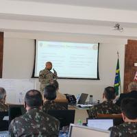 BR-US - 6° Batalhão de Inteligência Militar participa de atividade com o Exército dos EUA
