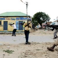 "Somália - ""A BATALHA DO CHECKPOINT PASTA"". PRELÚDIO AO BLACKHAWK DOWN."