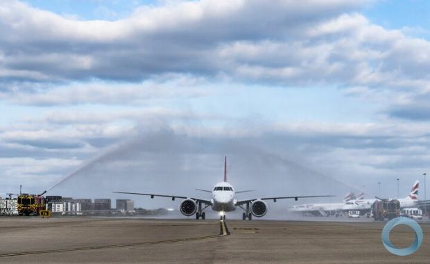 Helvetic Airways: the first E2 operator into London City