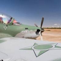 Os pilotos de defesa aérea seguiram o protocolo das medidas de policiamento do espaço aéreo brasileiro