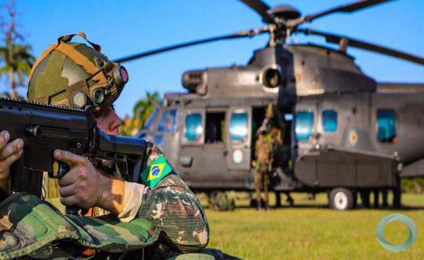 O objetivo do Exercício Aratu IV é o adestramento das tropas para a realização do exercício bilateral CORE, em conjunto com tropas da 101ª Divisão Aerotransportada (101st Airbone Division) do US Army