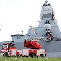 A Motorola Solutions implantará redes digitais TETRA (Terrestrial Trunked Radio) em cada um dos 16 navios e integrará os sistemas à infraestrutura de TI atual da Marinha.