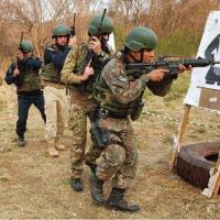 Adestramento contou com a participação de membros do Exército e Órgãos de Segurança Pública e Fiscalização