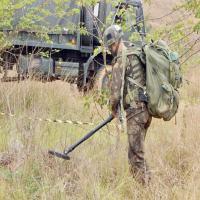 Por ocasião dessa atividade, os militares estavam armados e equipados com fardo aberto/individual de 25 kg, além de percorrerem 20 km através terreno.