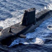 submarino nuclear do reino Unido