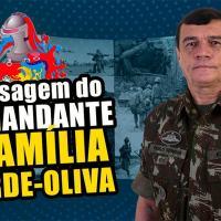 O Exército continua firme cumprindo suas missões constitucionais | Mensagem do Comandante
