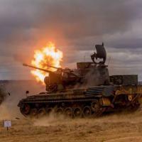 A atividade, que contou com a presença de todos os comandantes de artilharia antiaérea do Exército Brasileiro - Crédito: 1ª Brigada de Artilharia Antiaérea