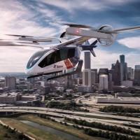 O trabalho conjunto desenvolverá um modelo de operação de Mobilidade Aérea Urbana (UAM)