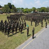 A 23ª Brigada de Infantaria de Selva (23ª Bda Inf Sl), no período de 14 a 17 de setembro, recebeu a visita do Comandante Militar do Norte (CMN)