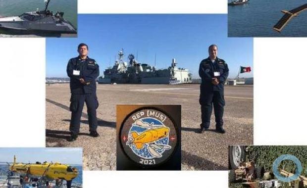 Militares participam dos diversos exercícios operativos de Sistemas Não Tripulados