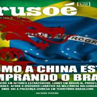 Crusoé - Como a China está comprando o Brasil