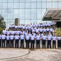 Neste ano, militares de 55 Organizações Subordinadas ao COMGEP estiveram presentes no Encontro.