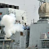 A fragata britânica 'HMS Richmond' (AFP/GLYN KIRK)