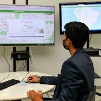 Na análise das imagens, a ferramenta de monitoramento considera a combinação dos produtos de risco (suscetibilidade), rastreio (propagação) e danos (área queimada), em uma abordagem inovadora para as ações de comando e controle das agências envolvidas