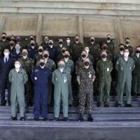 O Ministério da Defesa, por meio das Forças Armadas, concluiu o planejamento do maior treinamento conjunto de sua história.