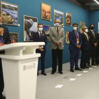 Vice-President Mourão said the pavilion will serve as a showcase
