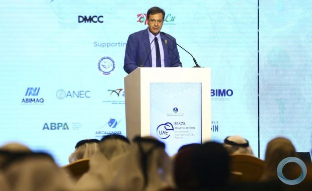 Data were reported in Dubai by Tourism Minister Gilson Machado