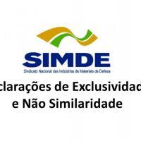 IDE 026/21 Informativo de Declaração de Exclusividade  EMPRESA: Vertical do Ponto
