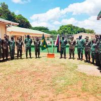 No período de 5 a 7 de outubro, o Comando da 1ª Brigada de Infantaria de Selva (1ª Bda Inf Sl) participou da XXIV Reunião Regional de Intercâmbio Militar, realizada em Lethem, na Guiana.